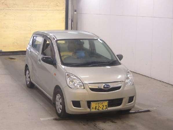 Subaru Pleo полноприводный хетчбек