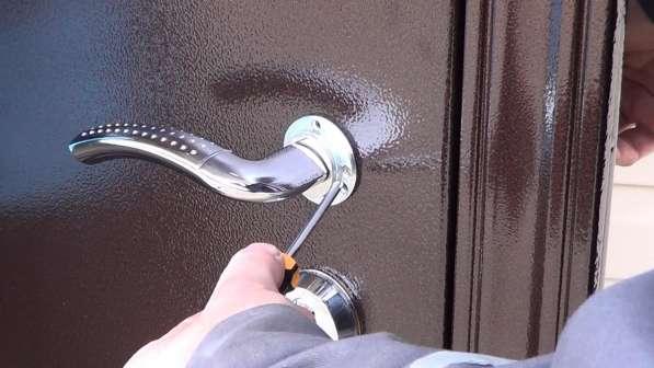 Установка Замена Врезка Замков на входной двери в Самаре в Самаре