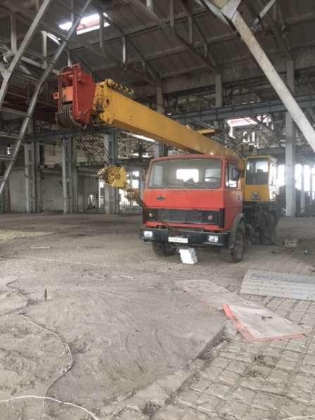 Автокран строительный 12, 5 тонн грузоподъемность Урюпинск в Волгограде фото 3