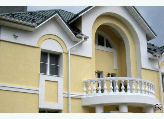 фасадный декор колонны боссажи молдинги продажа и монтаж в Калининграде фото 3
