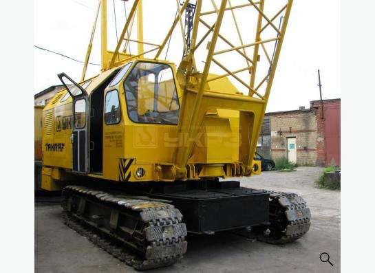 Кран РДК 250 в Челябинске