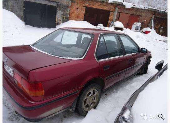 Honda Accord в Екатеринбурге фото 3