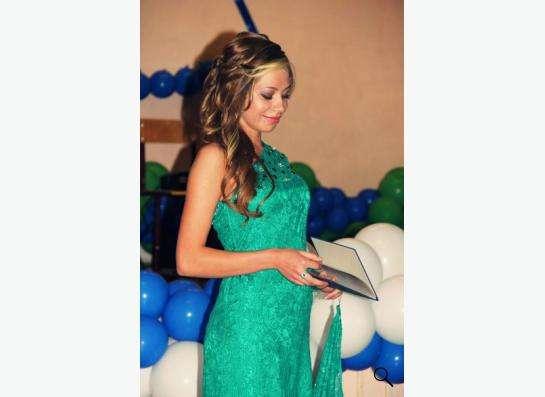 Выпускное платье в Новосибирске