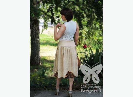 """юбка """"Восточный винтаж"""" в Краснодаре фото 3"""