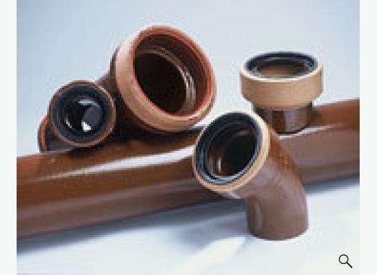 Трубы керамические (вечные)