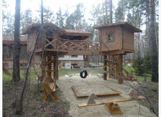 детская игровая площадка в Новосибирске фото 4