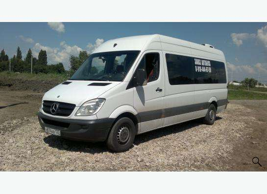 Mercedes-Benz Sprinter-315