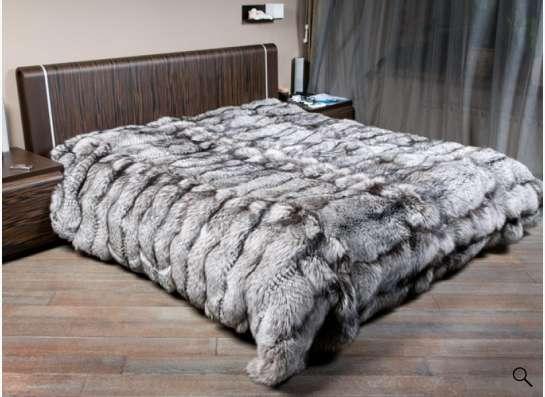 Меховые покрывала из натурального меха в Нижнем Новгороде фото 5