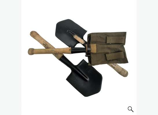 Саперная лопатка (МПЛ50 - Малая Пехотная Лопата). Про-во ССС