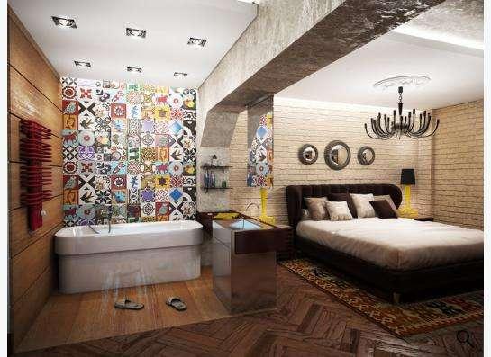 Купите лофт 31 кв.м. в ЦАО недорого в Москве