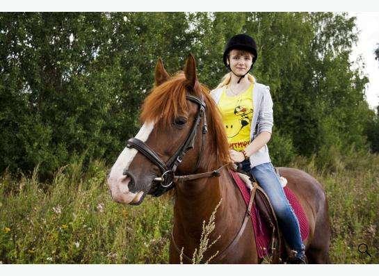 Уроки верховой езды.Обучение детей и взрослых. в Нижнем Новгороде фото 6