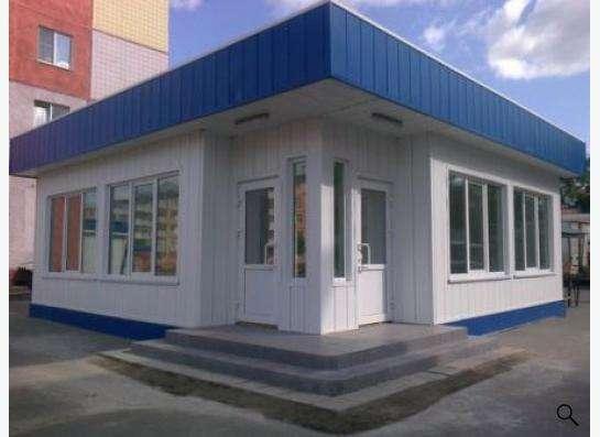 Строительство и отделка торговых и офисных зданиий в Самаре фото 7
