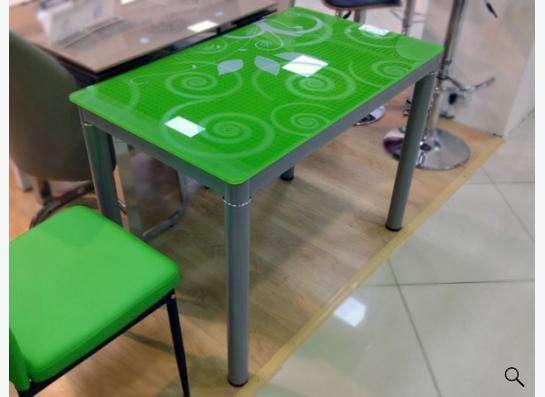 Стеклянные столы и стулья! в Москве фото 5
