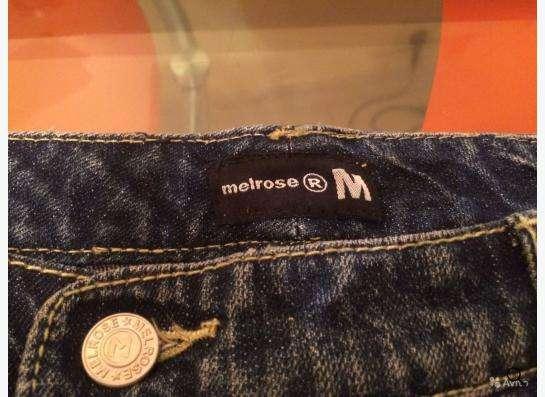 Джинсовые шорты Melrose размер 42 в Москве фото 4