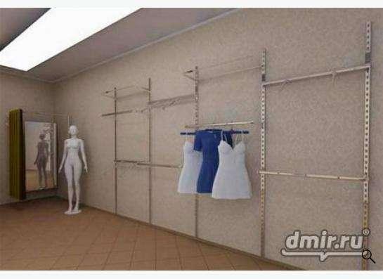 Торговое оборудование для магазина одежды в Полевской