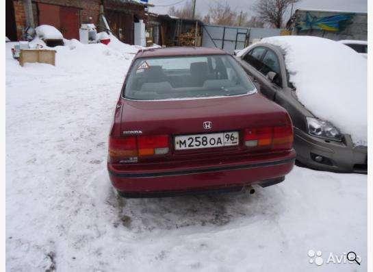 Honda Accord в Екатеринбурге фото 5