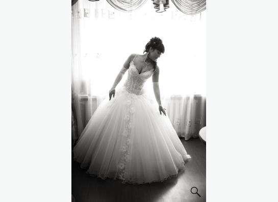 Продаю свадебное платье в Арзамасе
