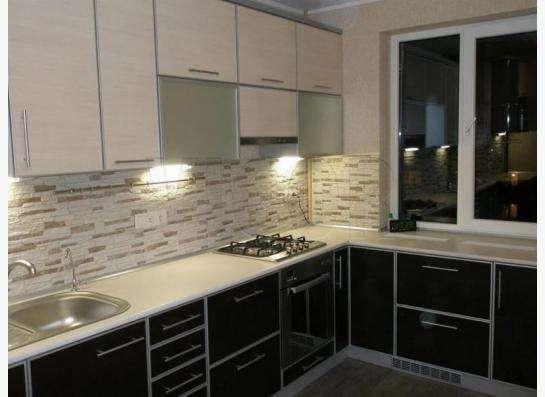 Кухонные гарнитуры по индивидуальным размерам в Нижнем Новгороде фото 8