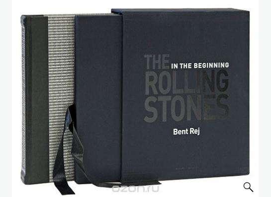Книга The Rolling Stones - эксклюзивное издание в Москве фото 3
