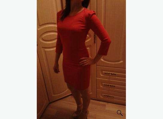 красное платье в Москве фото 3