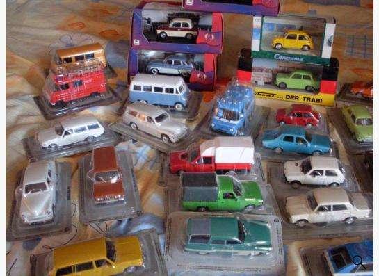 Старые советские и зарубежные автомодели в Москве фото 22