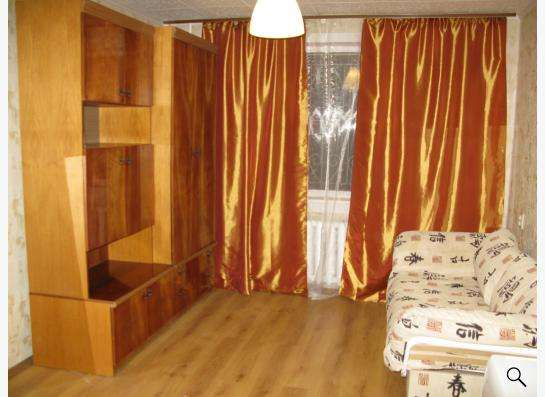квартира-студия в Новосибирске