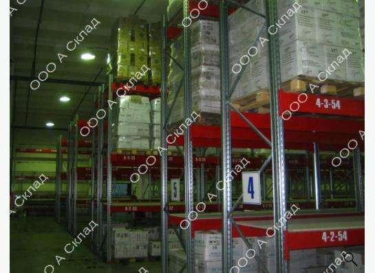 Стеллаж складской паллетный от производителя. в Москве фото 4