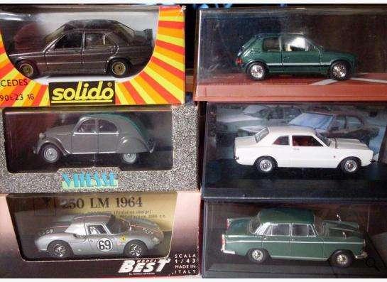 Старые советские и зарубежные автомодели в Москве фото 13