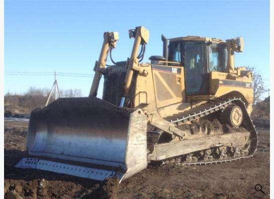 Бульдозер Caterpillar D8T в Челябинске фото 3