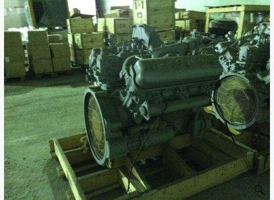 Двигатель ЯМЗ 236-Д
