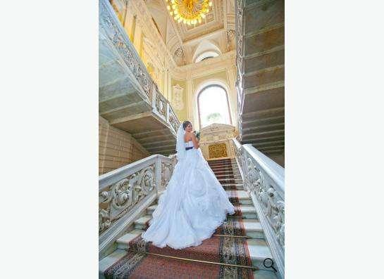 Свадебное платье в Санкт-Петербурге