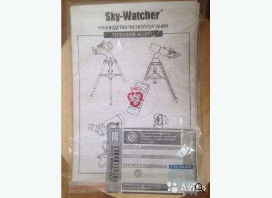 Продам телескоп Sky-Watcher BK MAK102azgt SynScan
