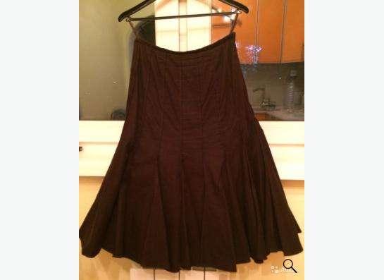 Женская вельтовая юбка размер 42 Madeleine в Москве