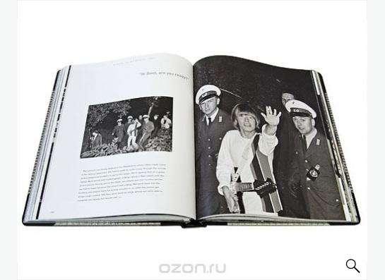 Книга The Rolling Stones - эксклюзивное издание в Москве фото 10