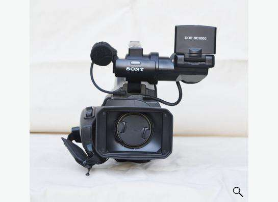 проф видео камера SONY DCR- SD 1000 в Ачинске фото 5
