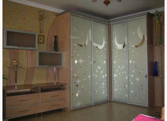 Шкафы-купе по индивидуальным размерам в Нижнем Новгороде фото 29