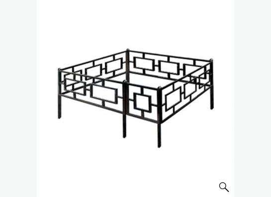 Изготовление оград на кладбище