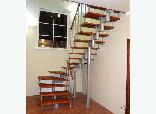 Современная, стильная, надежная лестница в Москве фото 16