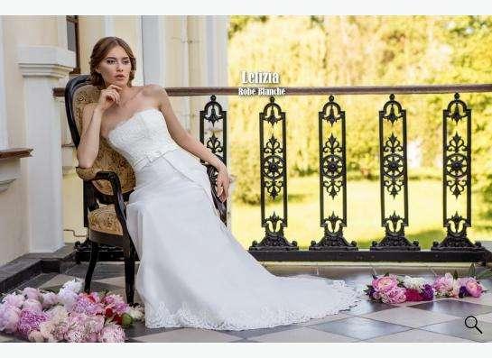 Новое свадебное платье 2015