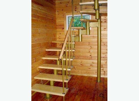 Современная, стильная, надежная лестница в Москве фото 15