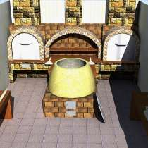 Строим мини пекарня с печами на заказ, в Ростове-на-Дону