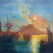Продам картину с изображением моря, в г.Харьков