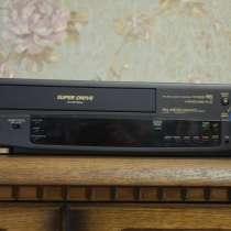 Продам раздельную видеодвойку Panasonik, Made in Japan, в Анапе