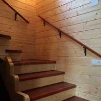 Изготовленные лестниц из массива, в г.Минск