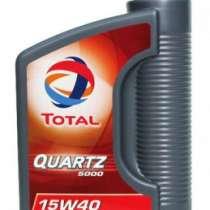 Моторное масло total quartz 5000 15W-40 минер. 1л, в г.Новороссийск