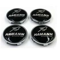 Заглушки в диски Hamann для BMW тюнинг, в Москве