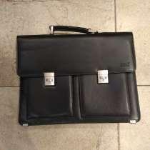 Продается кожаный портфель, в Ростове-на-Дону