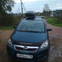 Продам Opel Zafira B, в Сортавале
