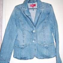 Куртка синяя джинсовая, новая, р.50, в г.Брест
