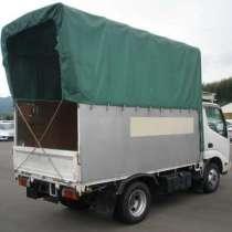 Hino Dutoro тентованный фургон грузовик, в Москве